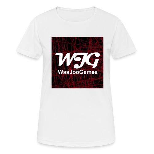 T-shirt WJG logo - vrouwen T-shirt ademend