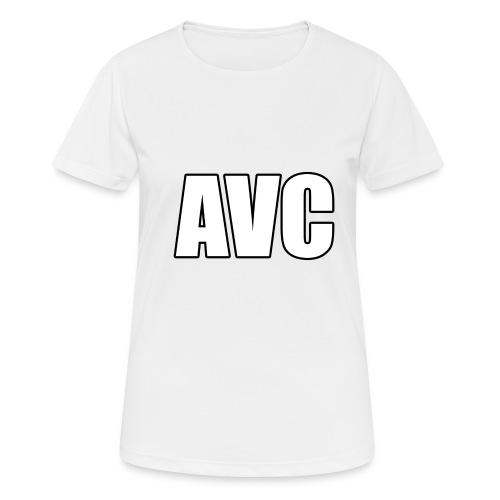 mer png - Vrouwen T-shirt ademend actief