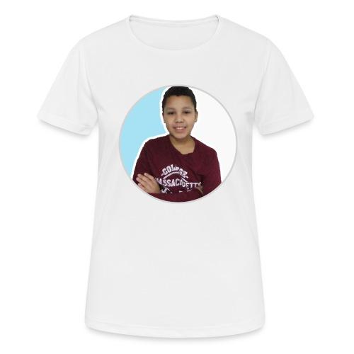 DatGamerXL - Women's Breathable T-Shirt