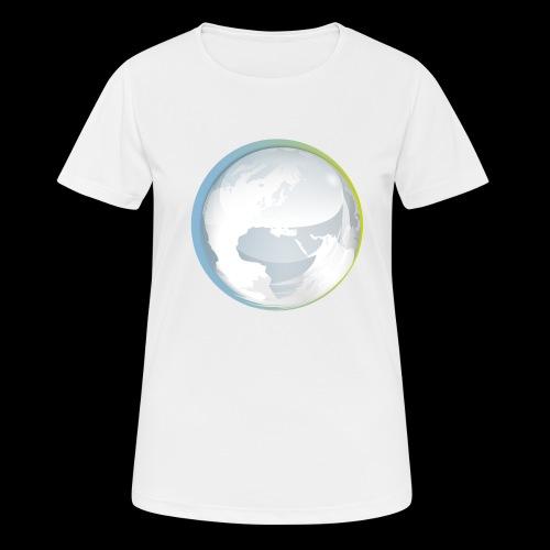 PTS logo new15 beeldmerkS png - Women's Breathable T-Shirt