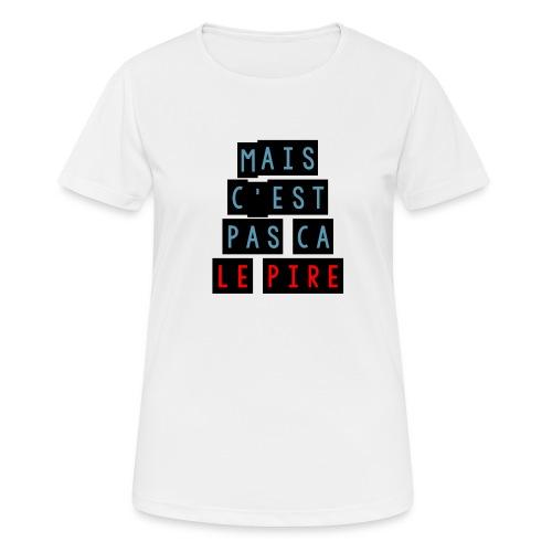 PCLP - T-shirt respirant Femme