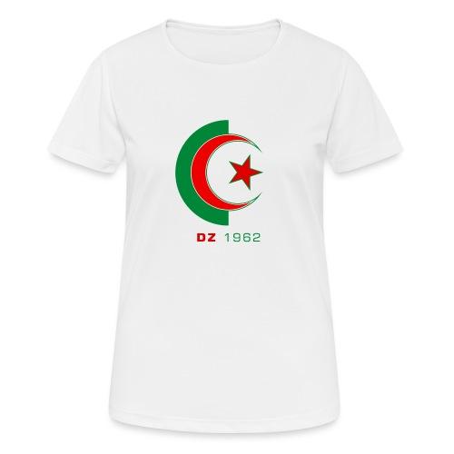 logo 3 sans fond dz1962 - T-shirt respirant Femme