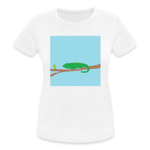 Kameleron - vrouwen T-shirt ademend