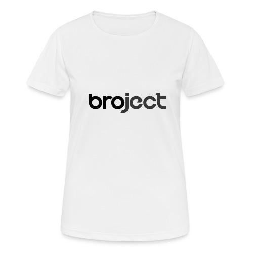Logo - Frauen T-Shirt atmungsaktiv