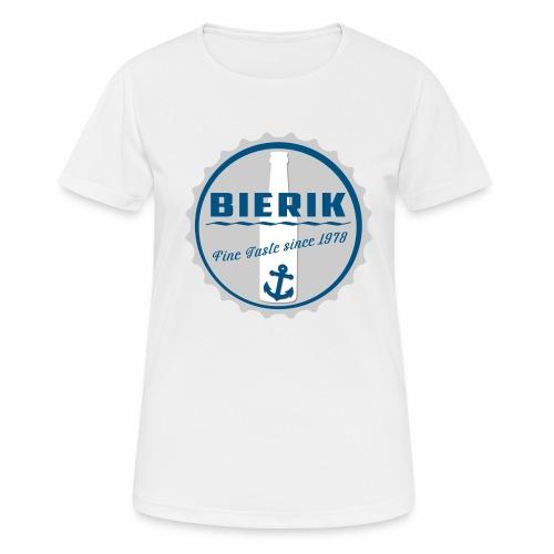 BaseCap A - Frauen T-Shirt atmungsaktiv