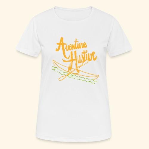 LogoTypo Kayak 04 - T-shirt respirant Femme