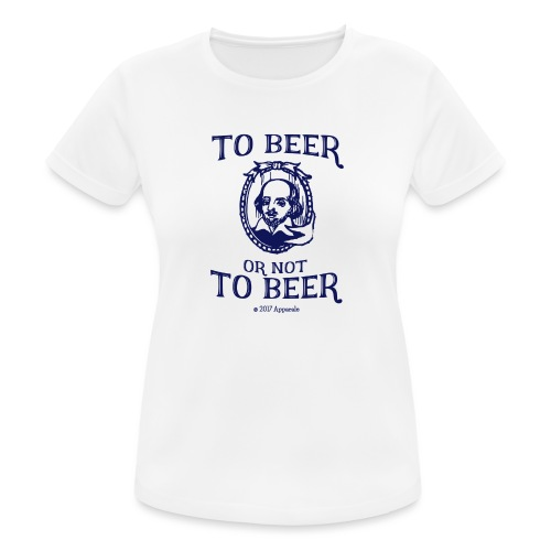 Shakesbeer T-Shirt - Women's Breathable T-Shirt