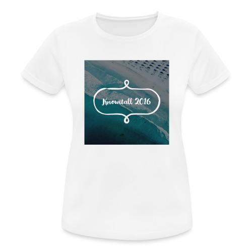 Knowitall 2016 - Women's Breathable T-Shirt