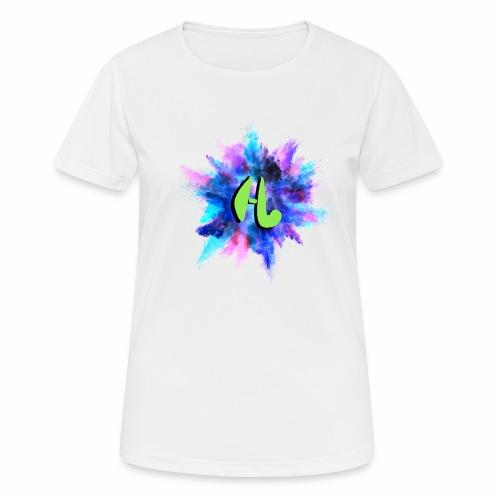Hockeyvidshd nieuwe collectie - Vrouwen T-shirt ademend actief