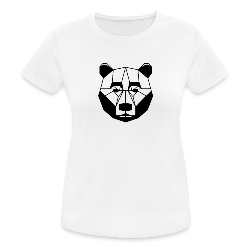 ours - T-shirt respirant Femme