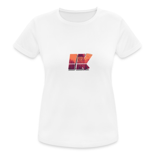 Ishaan Kulkarni Logo (1) - Women's Breathable T-Shirt