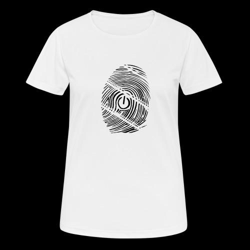 geek - T-shirt respirant Femme