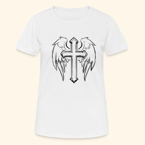 Faith and love - Women's Breathable T-Shirt