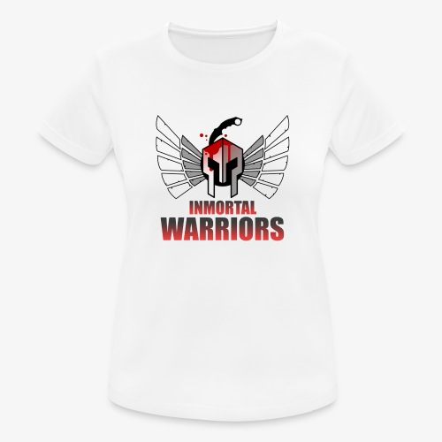 The Inmortal Warriors Team - Women's Breathable T-Shirt