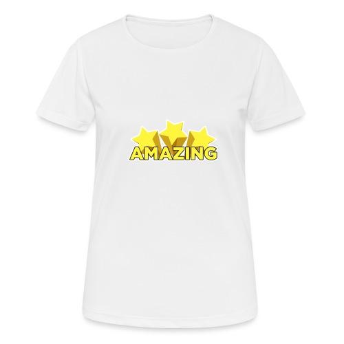 Amazing - Women's Breathable T-Shirt