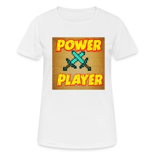 NUOVA LINEA POWER PLAYER - Maglietta da donna traspirante