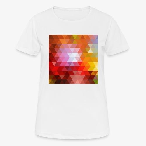 TRIFACE motif - T-shirt respirant Femme