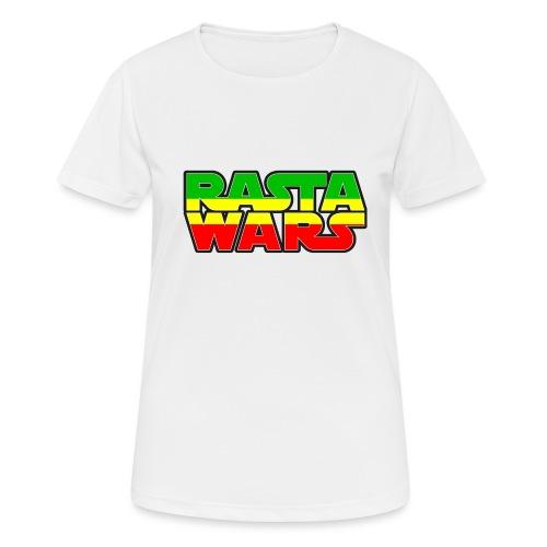 RASTA WARS KOUALIS - T-shirt respirant Femme