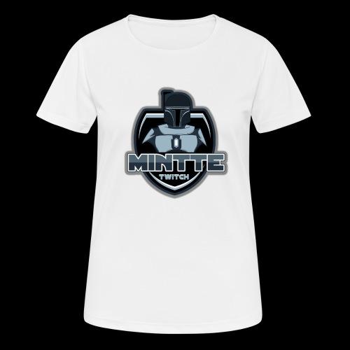 Mintte - Frauen T-Shirt atmungsaktiv
