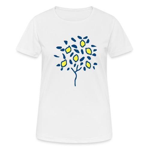 Citron - T-shirt respirant Femme