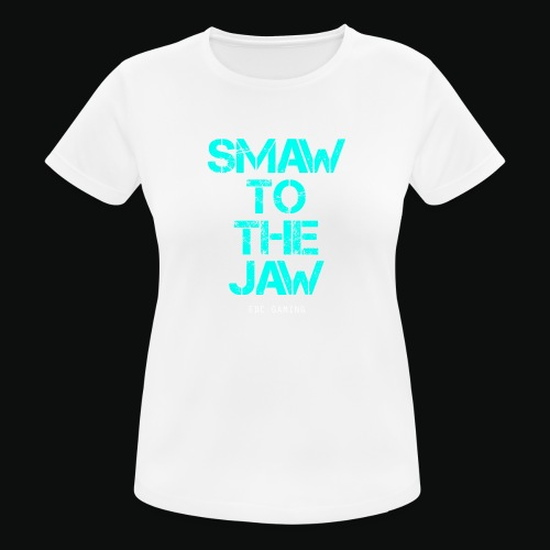 SMAW TO THE JAW - Women's Breathable T-Shirt