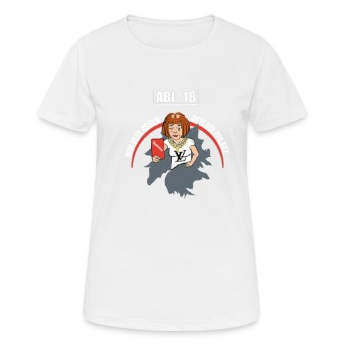 Abi18 - Frauen T-Shirt atmungsaktiv