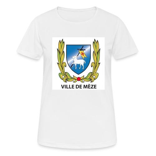 Le Pavois Mézois - T-shirt respirant Femme