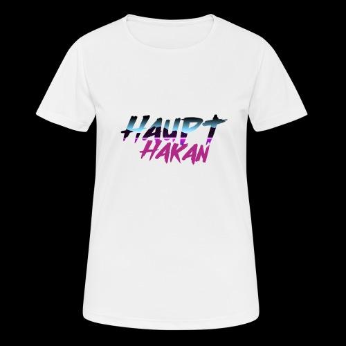 HauptHakan - Frauen T-Shirt atmungsaktiv