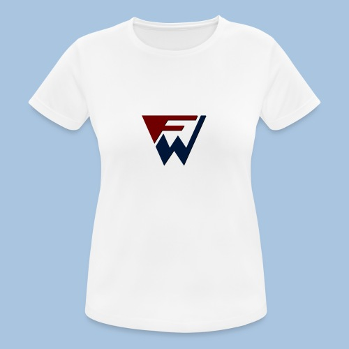 FW Logo - Women's Breathable T-Shirt