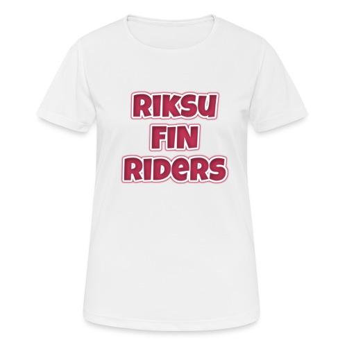 RFR - naisten tekninen t-paita