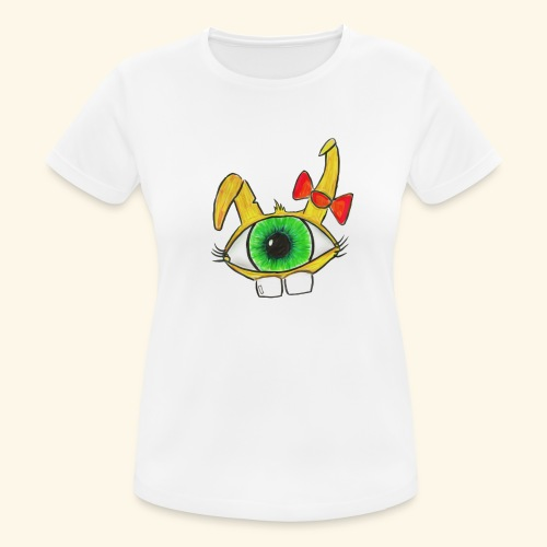 lapinou - T-shirt respirant Femme