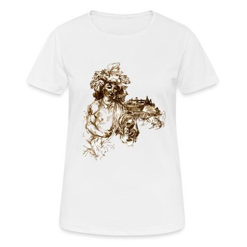Bacchus 010 - Frauen T-Shirt atmungsaktiv