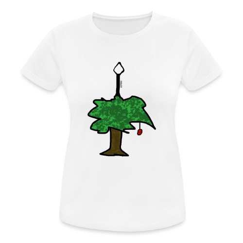 TREE OF FRUIT - Frauen T-Shirt atmungsaktiv