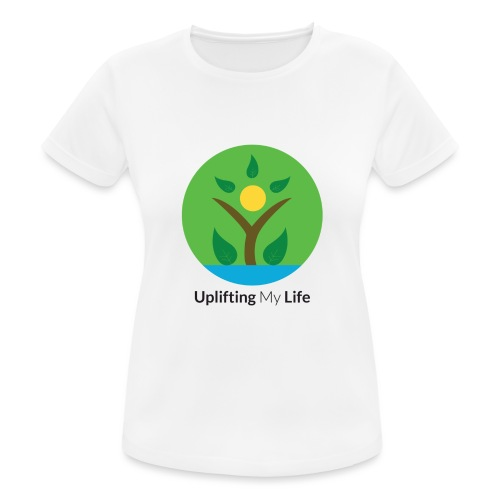 Uplifting My Life Official Merchandise - Women's Breathable T-Shirt