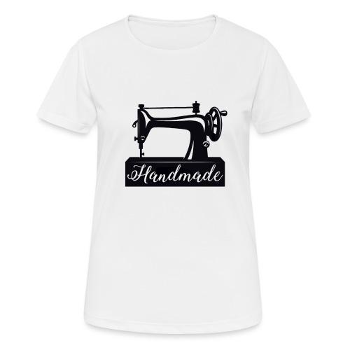 vintage sewing machine handmade - Vrouwen T-shirt ademend actief