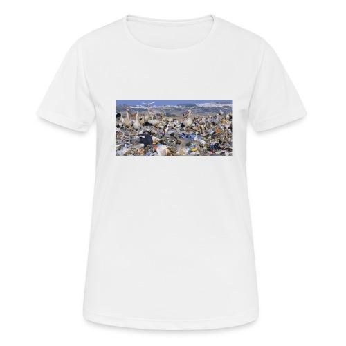 IMG 5629 - T-shirt respirant Femme