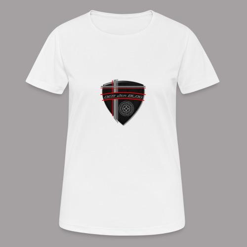 2erblogLogo blank png - Frauen T-Shirt atmungsaktiv
