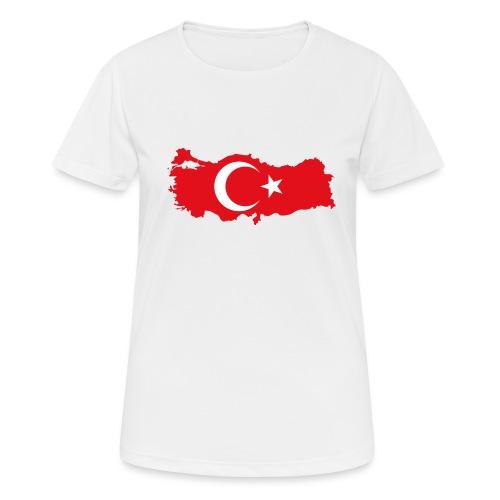 Tyrkern - Dame T-shirt svedtransporterende