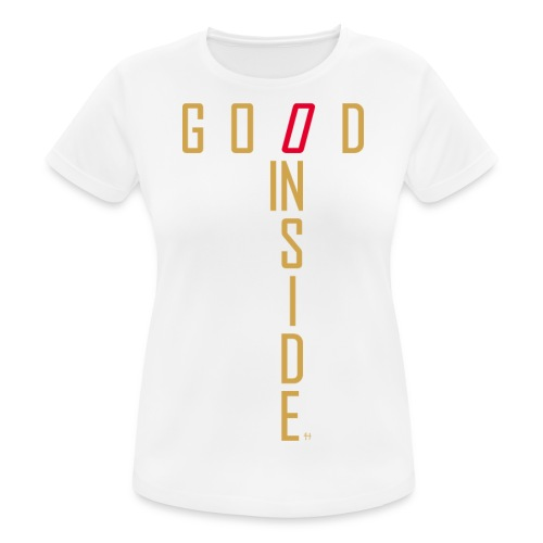GOOD INSIDE - Women's Breathable T-Shirt