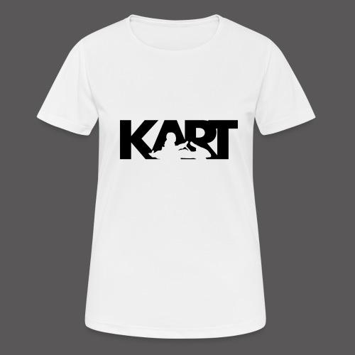 KART - Frauen T-Shirt atmungsaktiv