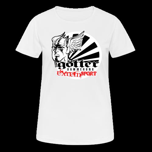 GÖTTERDÄMMERUNG - Frauen T-Shirt atmungsaktiv