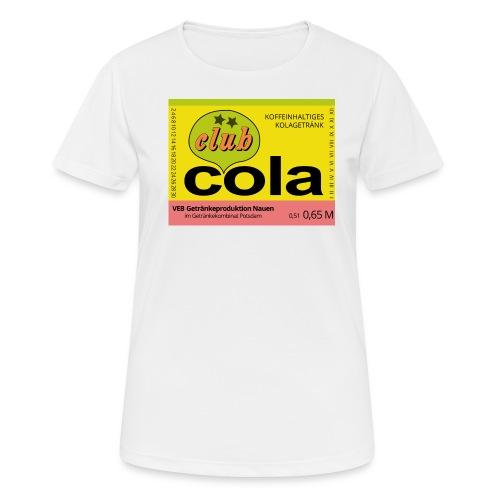 VEB Getränkeproduktion Nauen - Frauen T-Shirt atmungsaktiv