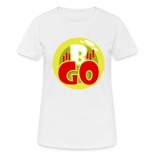 Bovago - Vrouwen T-shirt ademend actief