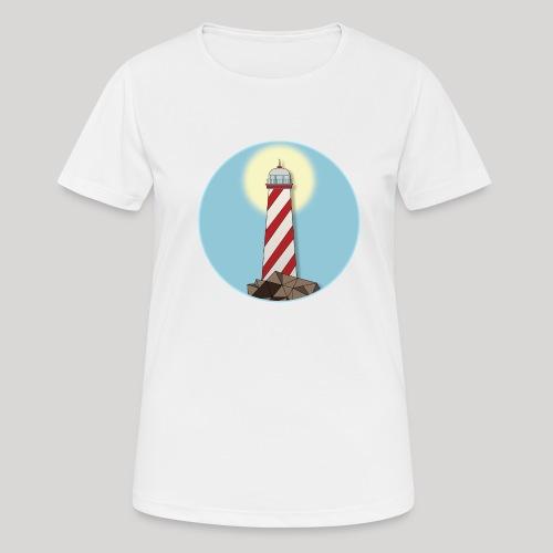 Lighthouse day - Maglietta da donna traspirante
