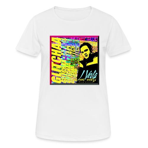 Glitchaa - naisten tekninen t-paita