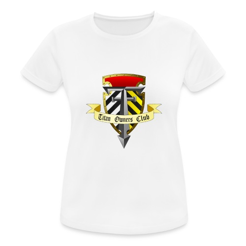 TOC Gothic Clear Background 1 - Women's Breathable T-Shirt