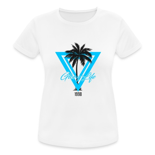 Triangle Palm 1998 - T-shirt respirant Femme