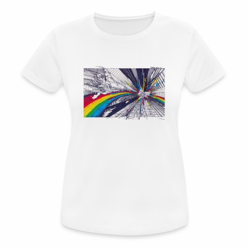 WASHHH - Women's Breathable T-Shirt