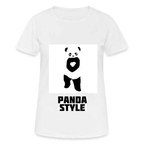 fffwfeewfefr jpg - Dame T-shirt svedtransporterende
