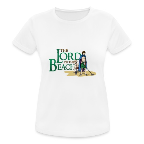 The Lord of the Beach - Camiseta mujer transpirable
